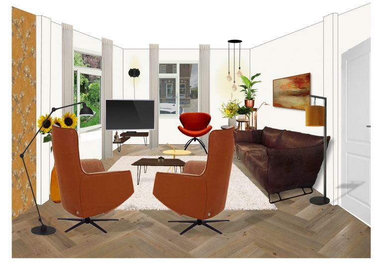 3D interieur Apeldoorn MB Homedesign
