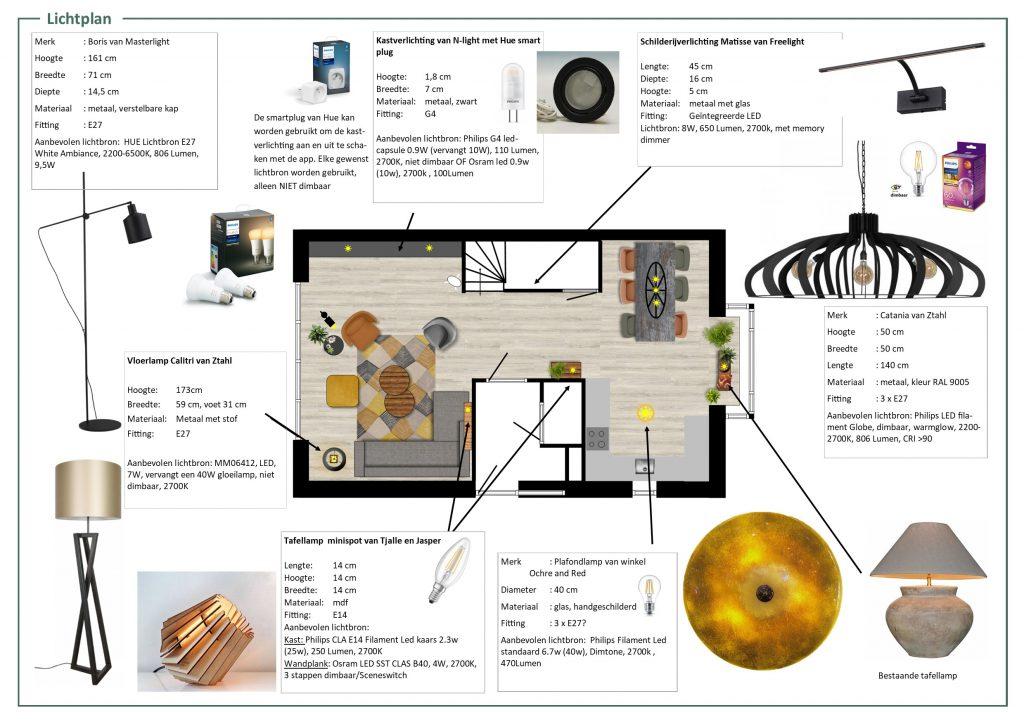 Lichtplan Ermelo MB Homedesign