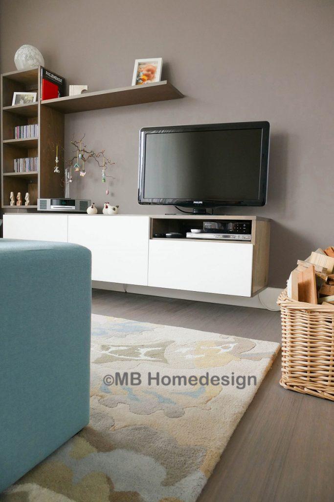 maatwerk tv meubel Duiven MB Homedesign
