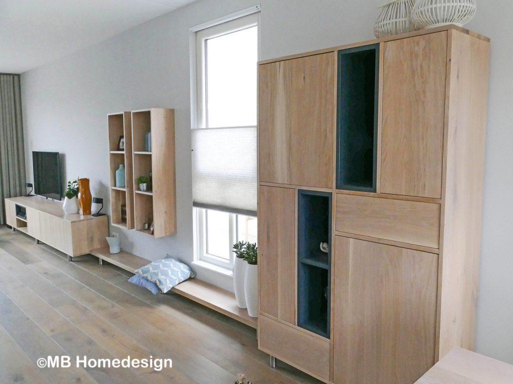 wandmeubel op maat Zevenaar MB Homedesign